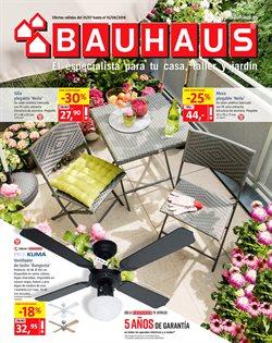 Ofertas de Jardín y bricolaje  en el folleto de BAUHAUS en Zaragoza