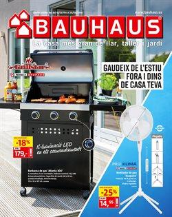 Ofertas de Jardín y bricolaje  en el folleto de BAUHAUS en Terrassa