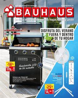 Ofertas de Barbacoas  en el folleto de BAUHAUS en Paterna