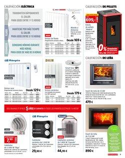 Ofertas de Accesorios para estufas  en el folleto de BAUHAUS en Madrid