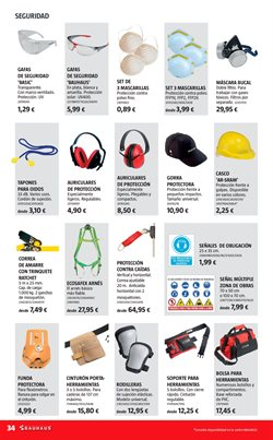 Ofertas de Ropa de deporte  en el folleto de BAUHAUS en Madrid