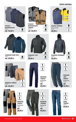 Ofertas de Pantalones  en el folleto de BAUHAUS en Madrid