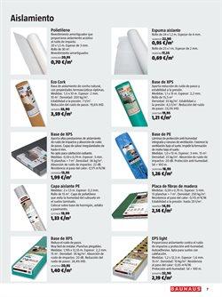 Ofertas de Construcción  en el folleto de BAUHAUS en Madrid