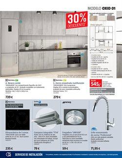 Ofertas de Electrolux  en el folleto de BAUHAUS en Madrid