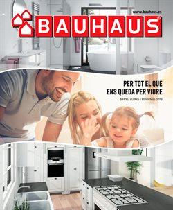 Ofertas de Jardín y bricolaje  en el folleto de BAUHAUS en Granollers