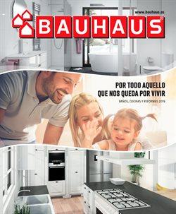 Ofertas de Jardín y bricolaje  en el folleto de BAUHAUS en Valencia