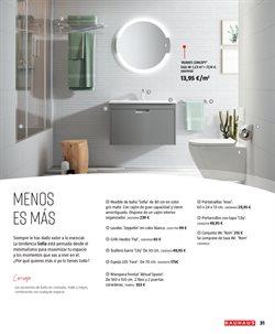Ofertas de Mampara frontal corredera  en el folleto de BAUHAUS en Madrid