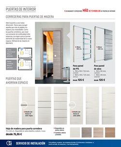 Ofertas de Puertas, ventanas y persianas  en el folleto de BAUHAUS en Madrid