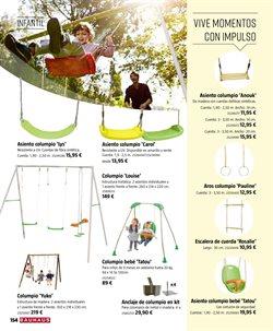 Ofertas de Escalera  en el folleto de BAUHAUS en Madrid