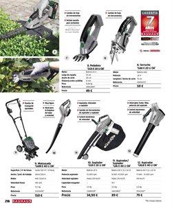 Ofertas de Sierra  en el folleto de BAUHAUS en Madrid