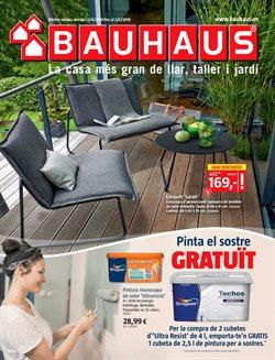 Ofertas de Jardín y bricolaje  en el folleto de BAUHAUS en Santa Coloma de Gramenet