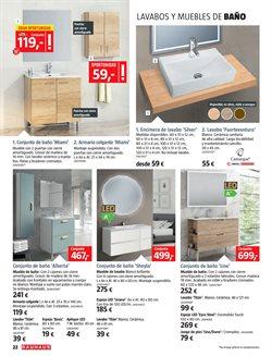 Ofertas de Muebles de baño  en el folleto de BAUHAUS en Madrid