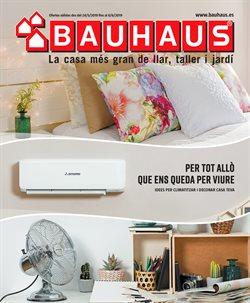 Ofertas de Jardín y bricolaje  en el folleto de BAUHAUS en Viladecans