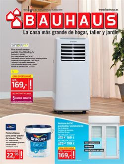 Ofertas de Jardín y bricolaje  en el folleto de BAUHAUS en Arganda del Rey