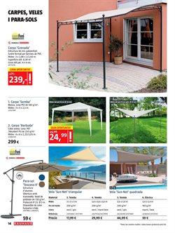 Ofertas de Muebles de jardín  en el folleto de BAUHAUS en Barcelona