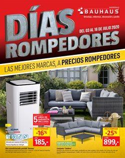 Catálogo BAUHAUS en Madrid ( 4 días más )