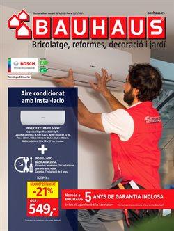 Catálogo BAUHAUS ( Publicado ayer)