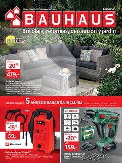 Ofertas de Jardín y Bricolaje en el catálogo de BAUHAUS ( Caduca hoy)