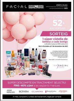 Catálogo Perfumeries Facial ( 22 días más)