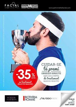 Ofertas de Perfumeries Facial  en el folleto de Prat de Llobregat