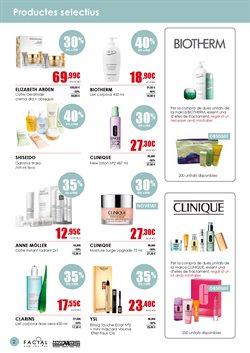 Ofertas de Crema hidratante facial  en el folleto de Perfumeries Facial en Barcelona