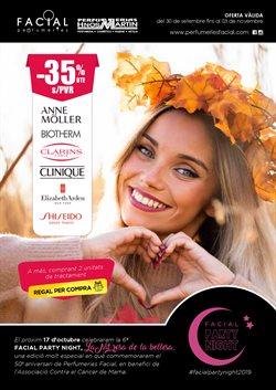 Ofertas de Perfumeries Facial  en el folleto de Rubí