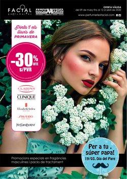 Catálogo Perfumeries Facial en Barcelona ( 9 días más )