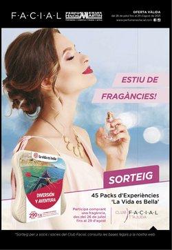 Ofertas de Perfumeries Facial en el catálogo de Perfumeries Facial ( 29 días más)