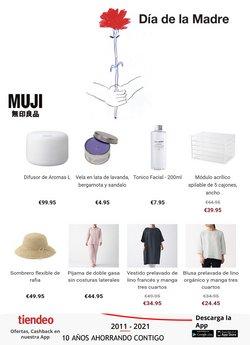 Ofertas de Muji en el catálogo de Muji ( Caducado)