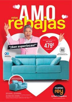 Catálogo Muebles Rey en Mollet del Vallès ( 13 días más )