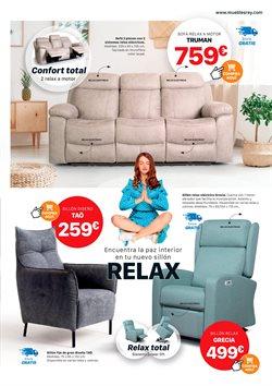Ofertas de Relax en Muebles Rey