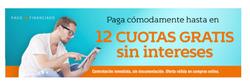 Ofertas de Financiación  en el folleto de Muebles Rey en Madrid
