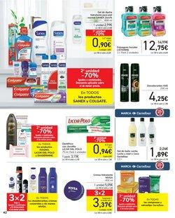 Ofertas de Sanex en el catálogo de Carrefour ( 11 días más)
