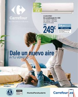 Ofertas de Carrefour en el catálogo de Carrefour ( 21 días más)