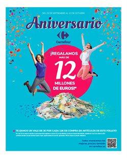 Ofertas de Hiper-Supermercados en el catálogo de Carrefour ( 14 días más)