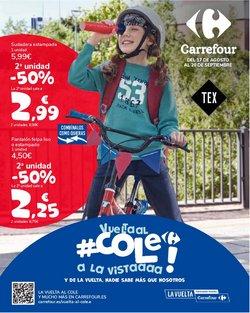 Ofertas de Ropa, Zapatos y Complementos en el catálogo de Carrefour ( 4 días más)