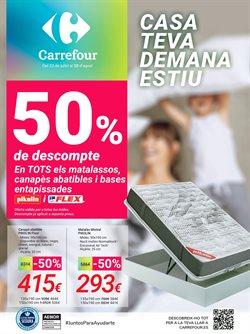 Ofertas de Hogar y Muebles en el catálogo de Carrefour ( 15 días más)