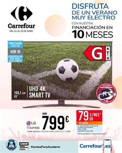 Ofertas de Informática y Electrónica en el catálogo de Carrefour ( 5 días más)