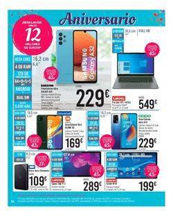 Ofertas de Samsung en el catálogo de Carrefour ( 18 días más)