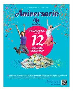 Ofertas de Hiper-Supermercados en el catálogo de Carrefour ( 18 días más)