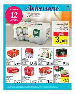 Ofertas de Estrella Galicia en el catálogo de Carrefour ( 16 días más)