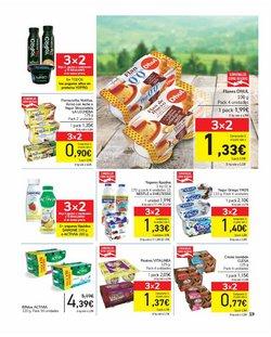 Ofertas de Activia en el catálogo de Carrefour ( Publicado ayer)