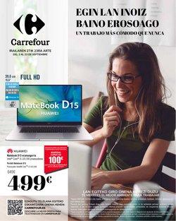 Ofertas de Informática y Electrónica en el catálogo de Carrefour ( Caduca hoy)