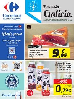 Ofertas de Carrefour en el catálogo de Carrefour ( Caduca hoy)