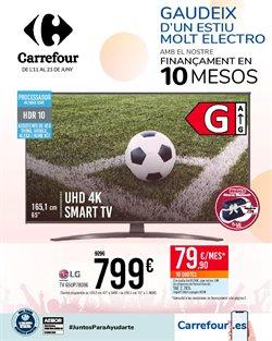 Ofertas de Informática y Electrónica en el catálogo de Carrefour ( 9 días más)