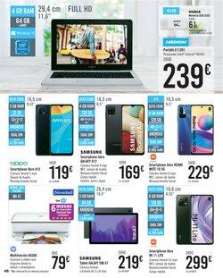 Ofertas de HP en el catálogo de Carrefour ( Caduca mañana)