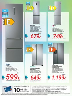 Ofertas de Samsung en el catálogo de Carrefour ( 5 días más)