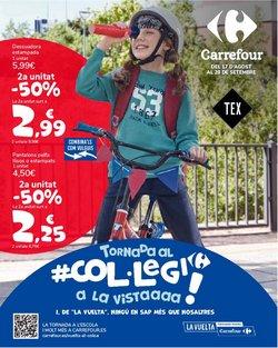 Ofertas de Ropa, Zapatos y Complementos en el catálogo de Carrefour ( 2 días más)