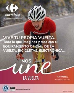 Ofertas de Deporte en el catálogo de Carrefour ( 8 días más)