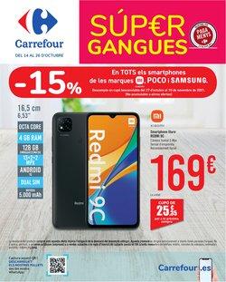 Ofertas de Hiper-Supermercados en el catálogo de Carrefour ( 5 días más)
